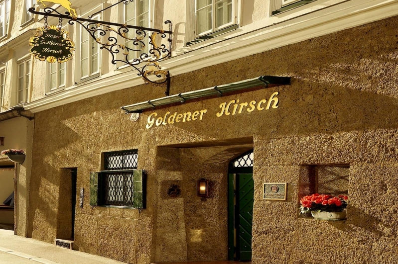 Hotel Goldener Hirsch A Luxury Collection Hotel Salzburg