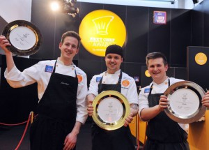 Next Chef Award Gewinner Internorga 2016