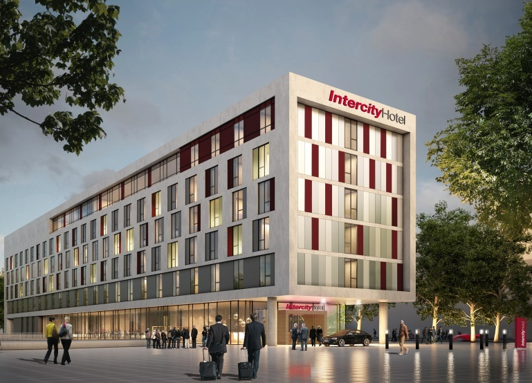 Intercityhotel duisburg er ffnet for Weiterbildung innendesign